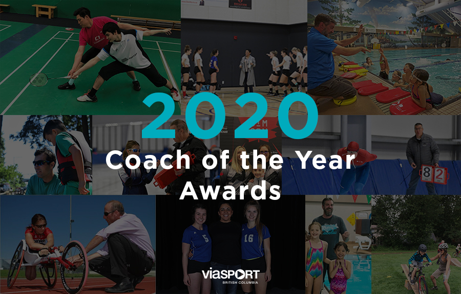 2020 coach of the year banner