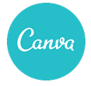 Logo for Canva.com
