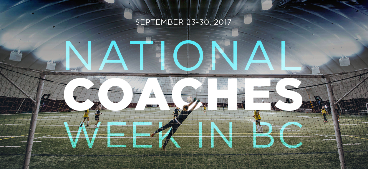 2017 Coaches Week in BC