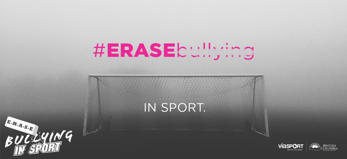 Erase Bullying in Sport