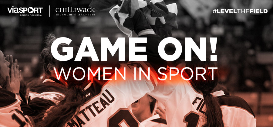 Game on! Women in Sport event page banner