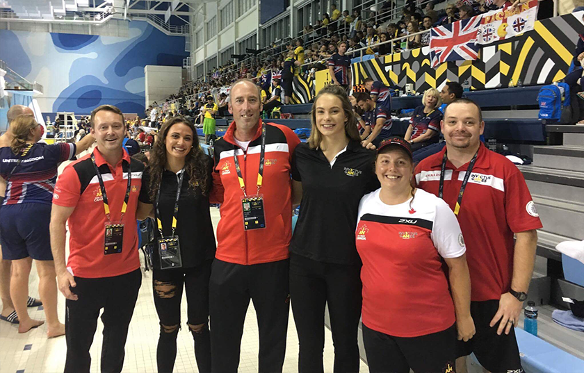 Peter Lawless at Invictus Games
