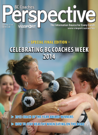 Perspective magazine cover