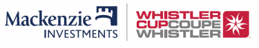 Whister Cup and Mackenzie Investments logo