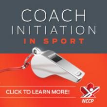 Logo for the coach Inititation Module