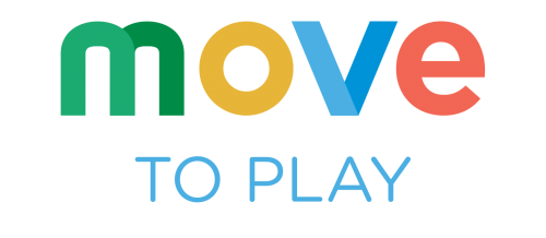 Move to Play logo