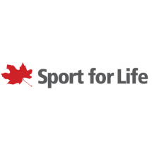 Sport for Life logo and 60 Minutes Kids' Club logo