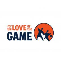 For the Love of the Game Logo