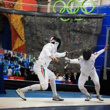Peter Bakonyi Fencing World Cup