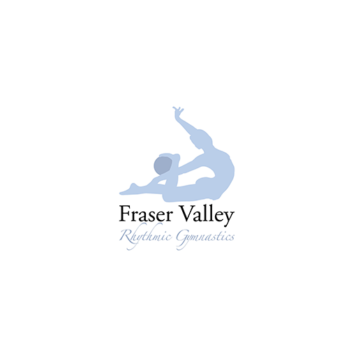 Fraser Valley Rhythmic Gymnastics Logo