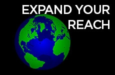 Expand your reach