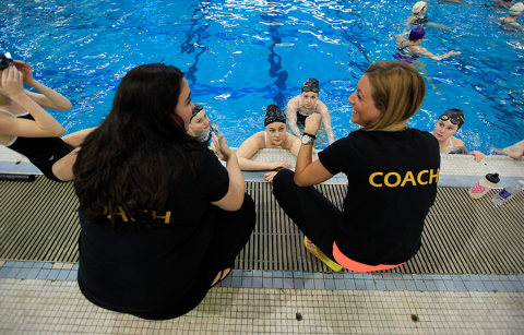 Two synchro coaches
