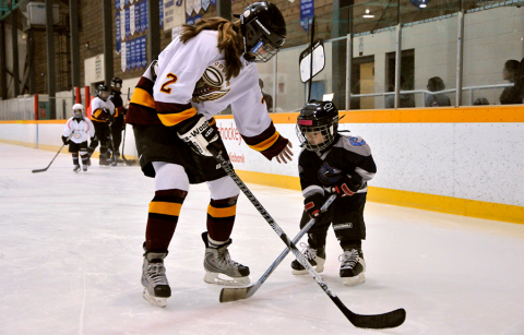 Vancouver Female Hockey