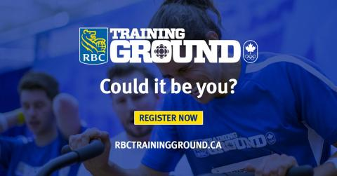 RBC training ground banner
