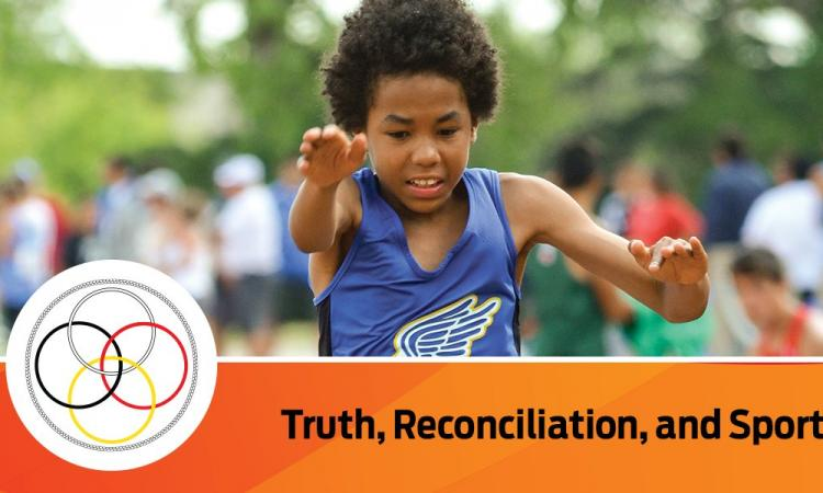 Indigenous athlete track and field