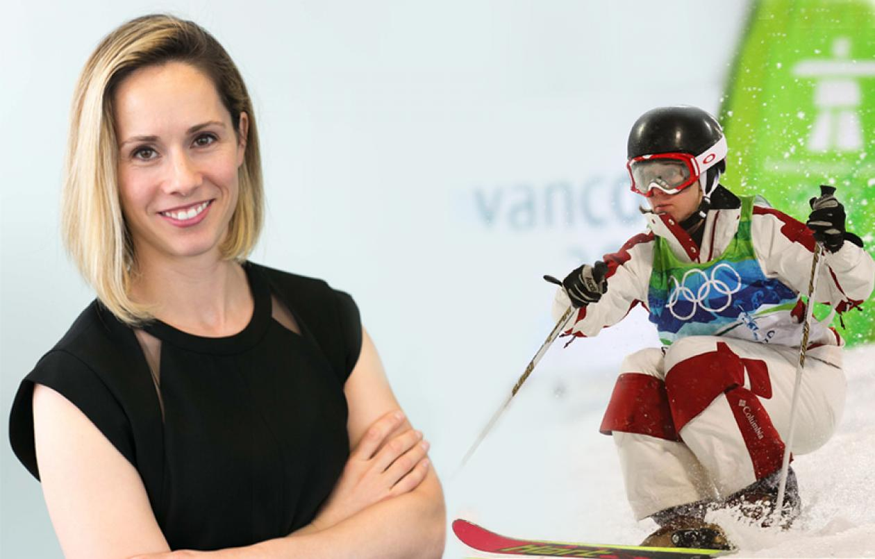Jennifer Heil joins viaSport