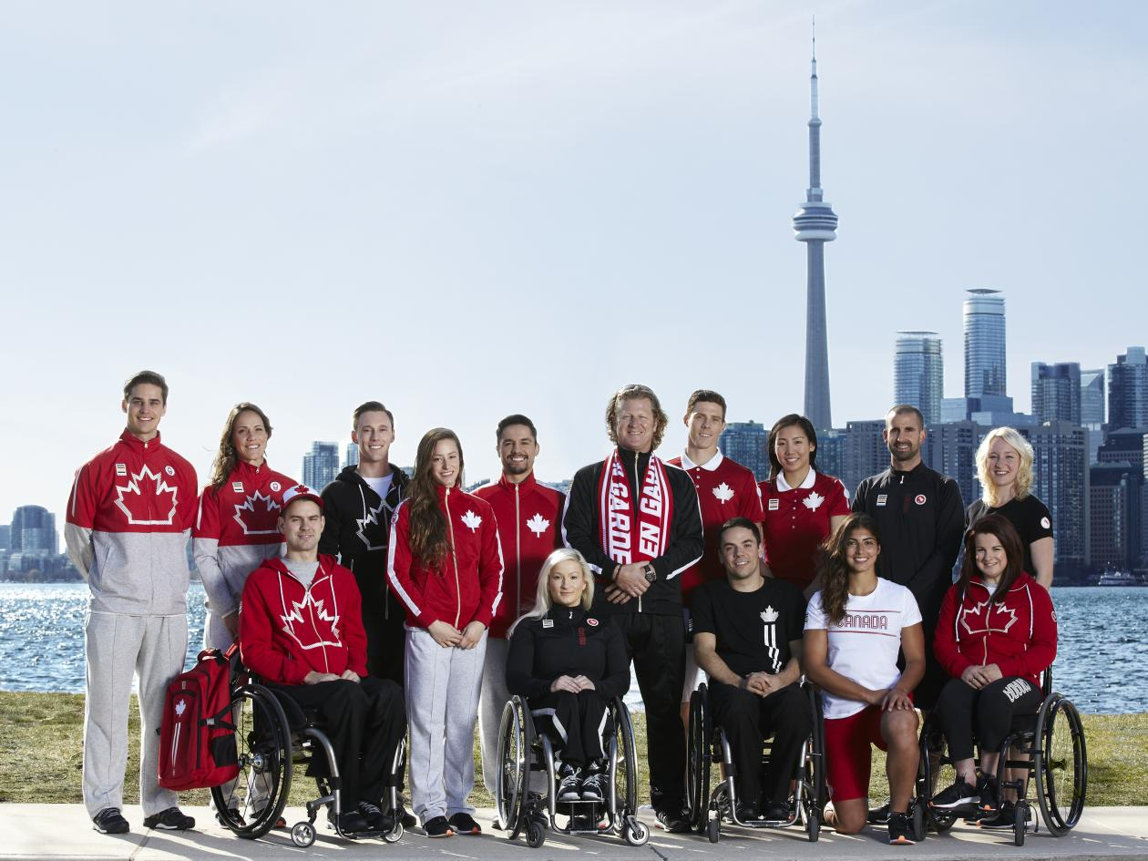Team Canada Kit Launch